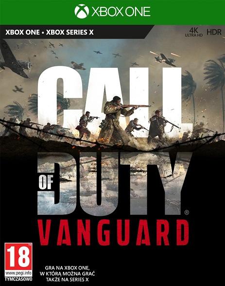 Call of Duty: Vanguard (PL!) (XBO) (XSX)