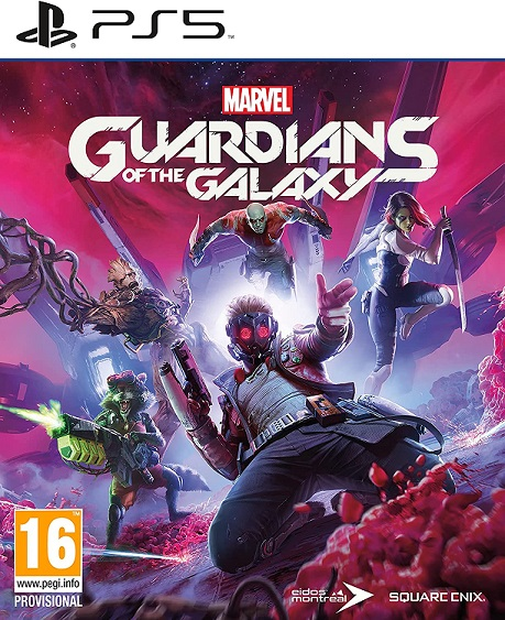 Marvel Guardians of Galaxy (PL!) (PS5)