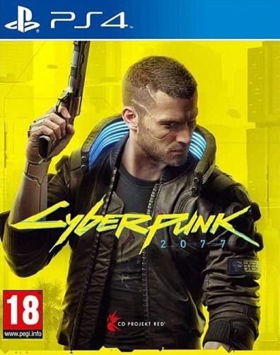 Cyberpunk 2077 (PL!) DUBBING (PS4)