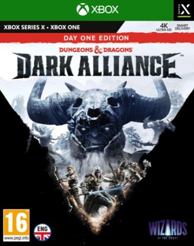 Dungeons & Dragons: Dark Alliance (XBO) (XSX)