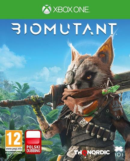Biomutant (PL!) (XBO) (XSX)