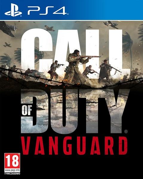Call of Duty: Vanguard (PL!) (PS4)