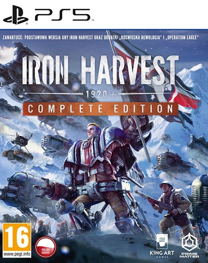 Iron Harvest Complete Edition (PL!) (PS5)