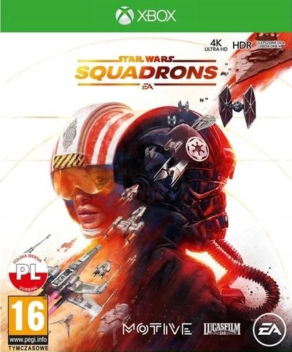 Star Wars: Squadrons (PL!) DUBBING (XBO)