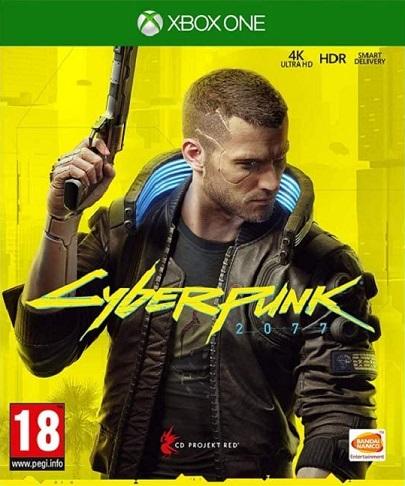 Cyberpunk 2077 (PL!) DUBBING (XBO)