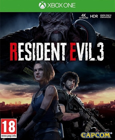 Resident Evil 3 (PL!) (XBO)