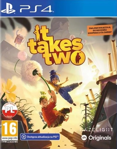 It Takes Two (PL!) (PS4) (PS5)