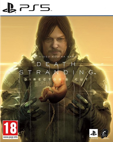 Death Stranding Director's Cut (PL!) DUBBING (PS5)