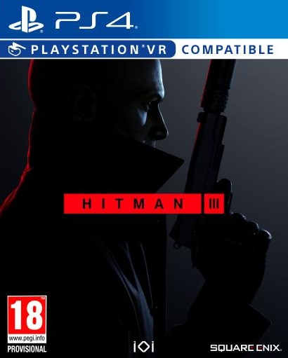 Hitman 3 (PVR) (PS4)