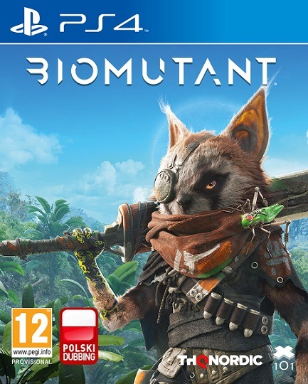 Biomutant (PL!) (PS4) (PS5)