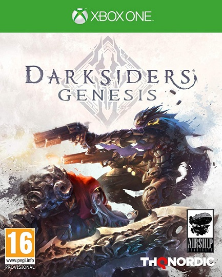 Darksiders Genesis (PL!) (XBO)