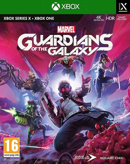 Marvel Guardians of Galaxy (PL!) (XSX) (XBO)